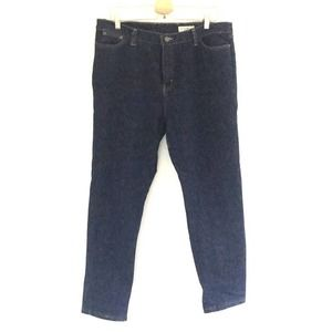 EDDIE BAUER womens straight leg jeans casual pants